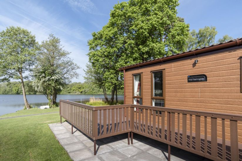 Pearl Lake Country Holiday Park, Herefordshire