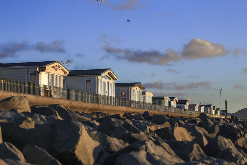 Golden Sands Holiday Park, North Wales