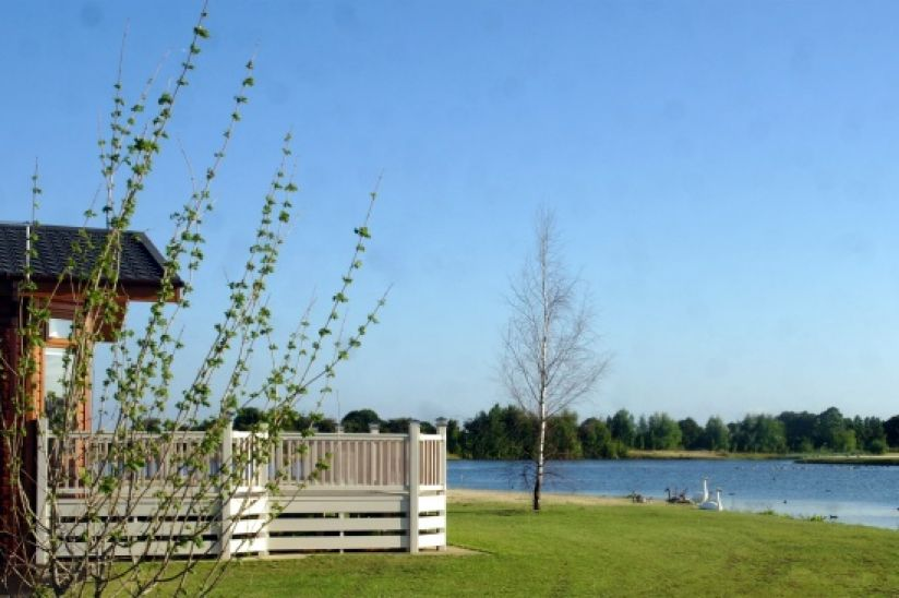 Woodward Lakes And Lodges, South Yorkshire