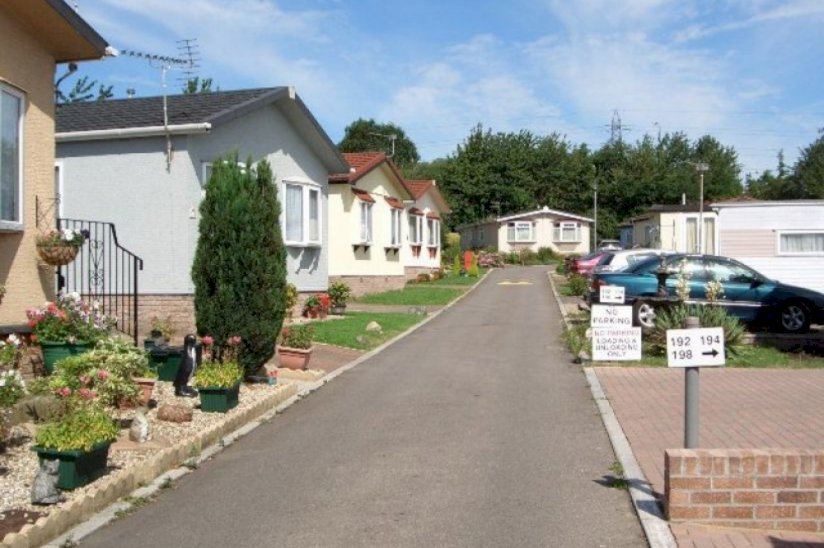 Park homes for sale Woodlands Park Gloucestershire
