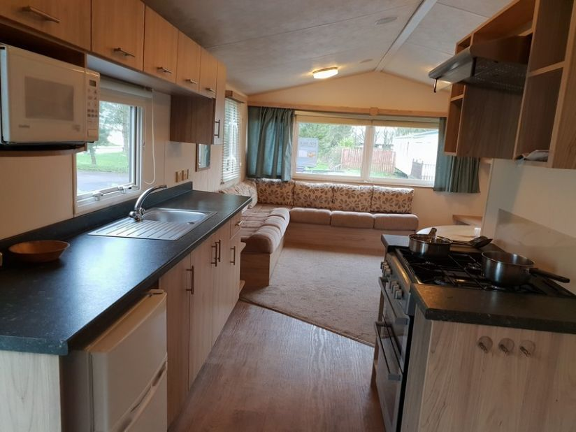 Two Bed Willerby Salsa 2013