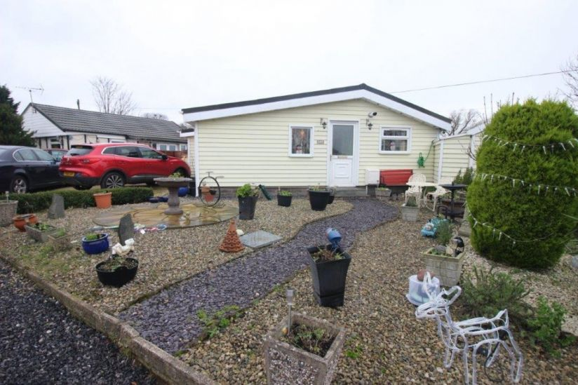 Two Bed Chalet Bungalow