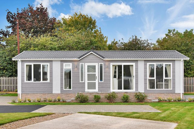 New detached single-storey turnkey home