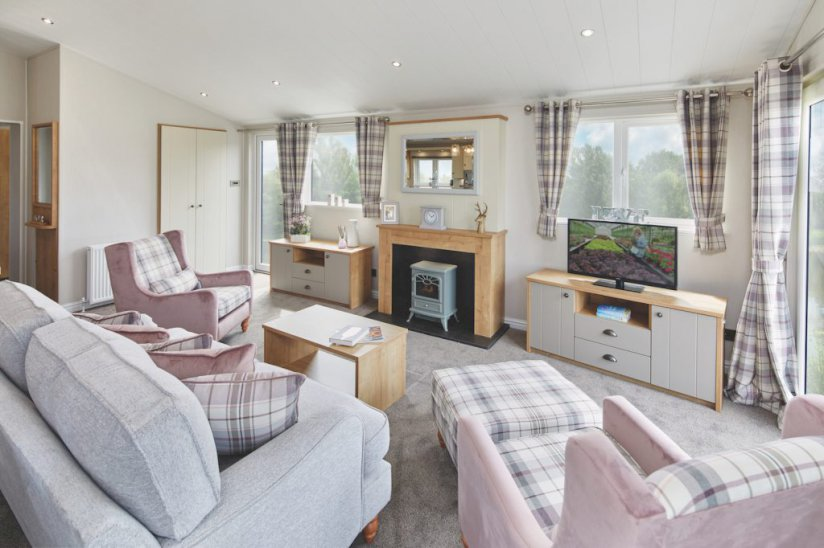 Two bed Wilerby Portland Lodge(40x20)2021