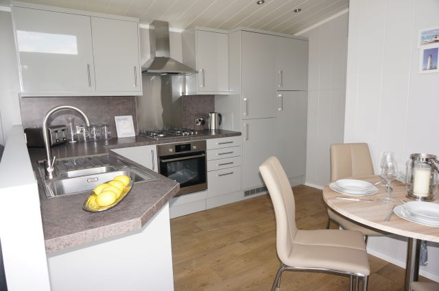 Lodge Log Cabin Park Home For Sale Cumbria Kendal Lancashire Twin Unit LAKE DISTRICT