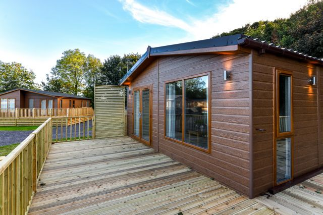 Chunky Luxury 2 Bedroom Twin Lodge East Yorkshire Coast Near Flamborough, Sewerby, Brildington