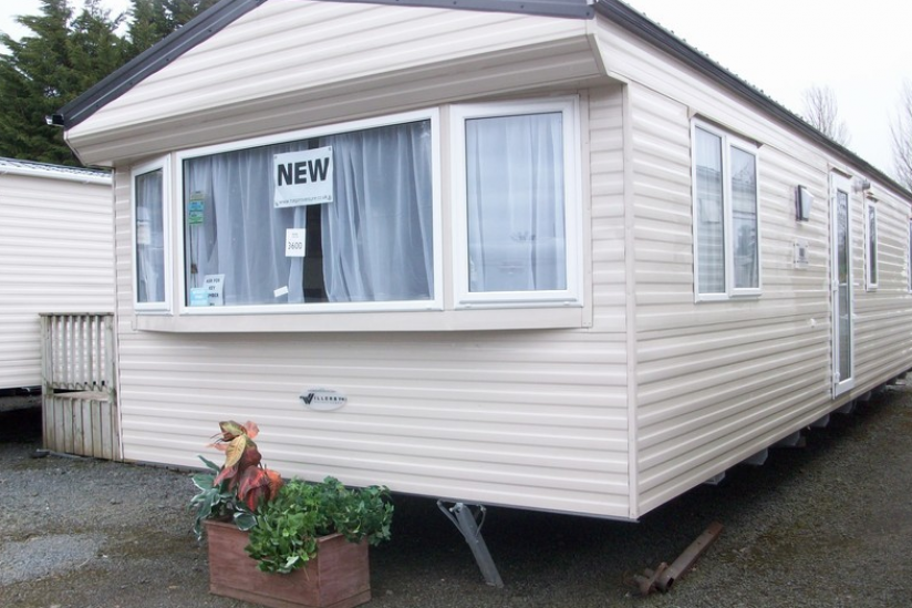 Two Bed Willerby Rio Gold (37x12) 2010