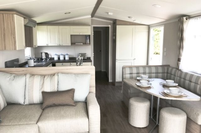 New Two Bed Swift Burgundy  (35' x 12') 2017