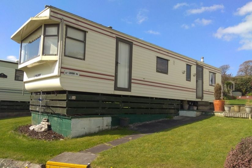 Two Bed Willerby Leven (34x10) 2000