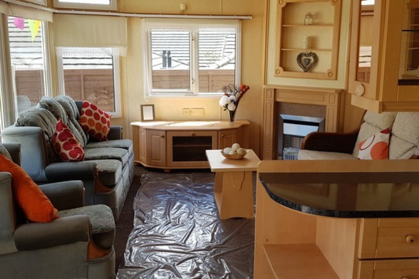 Two Bed Willerby Aspen (37x12)