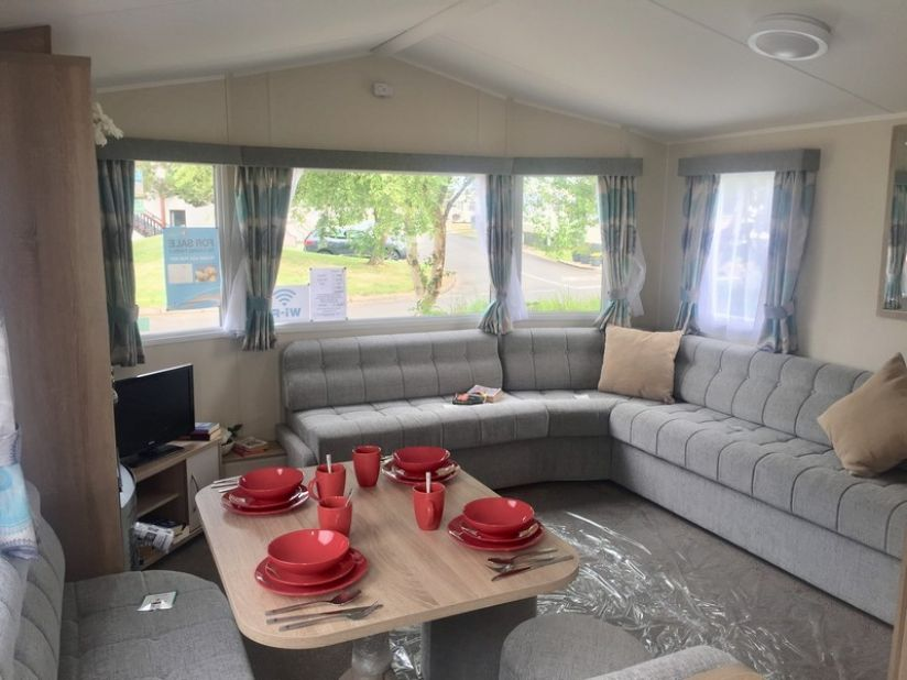 Three Bed Willerby Rio Gold (35x12)