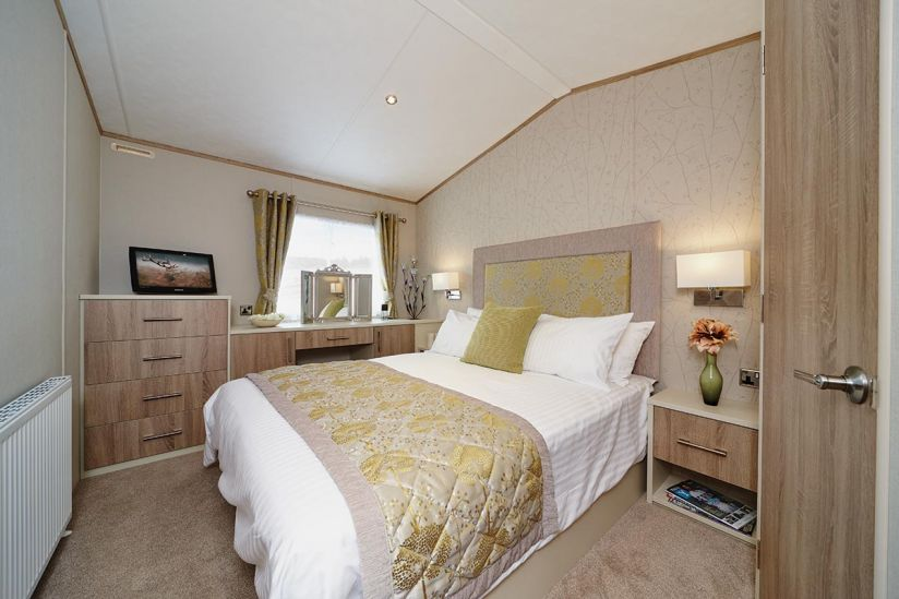 Two Bed Carnaby Helmsley Lodge