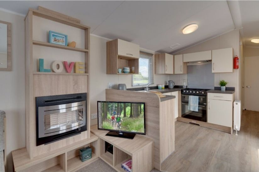 Three Bed Willerby Lymington (35x12) 2018