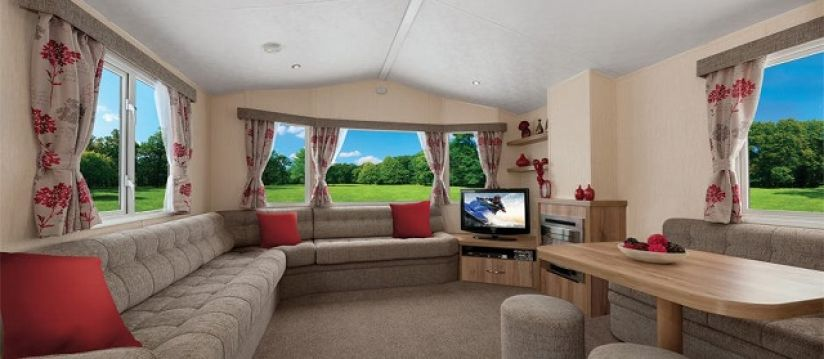 Two bed Willerby Rio Gold (2013)