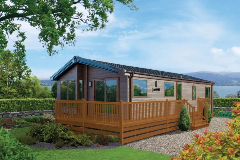 Two Bed Willerby Portland (40x20)