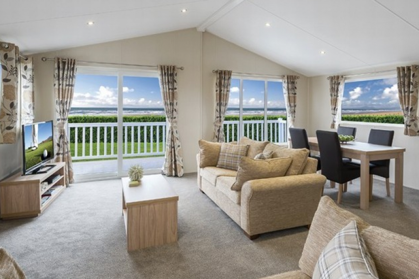 Two Bed Willerby Clearwater Lodge (36x20)