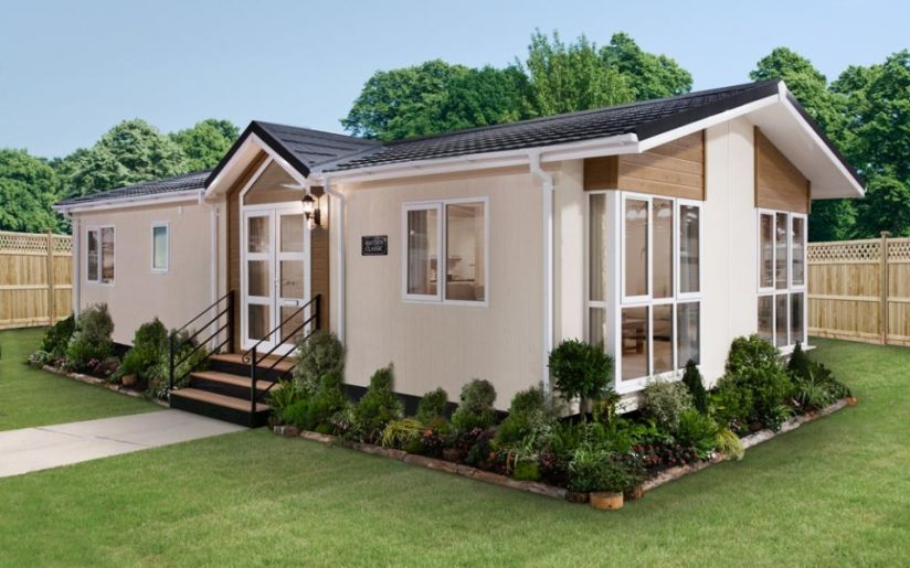 Two Bed Tingdene Hayden Classic (42x12) 2018