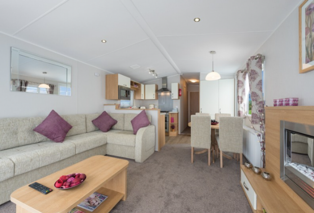Three Bed Willerby Sierra (36 x 12) 2016