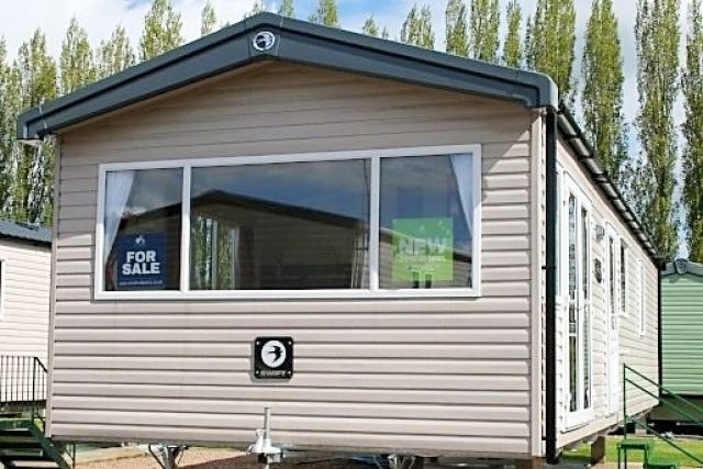 New Two Bed Swift Biarritz (38'x12') 2018