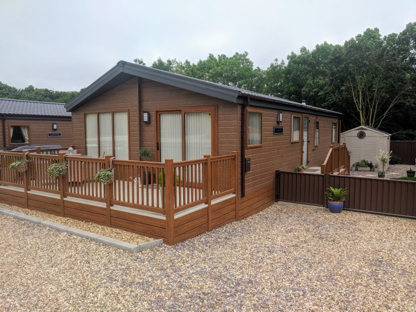Two Bed Willerby Clearwater Lodge (40 x 20) 2018