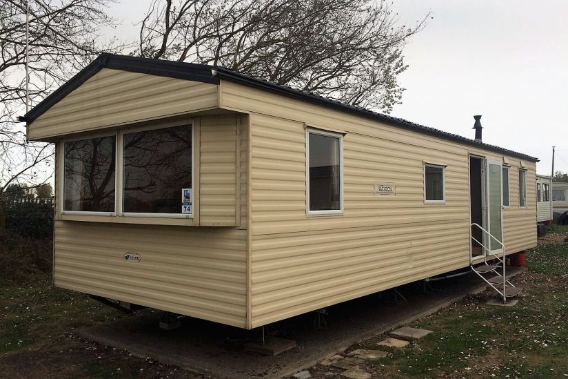 Two Bed Willerby Vacation (35x12) 2013