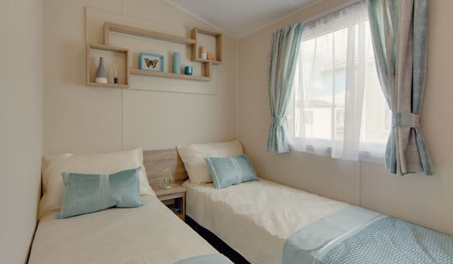Four Bed Willerby Lymington (38x12) 2018