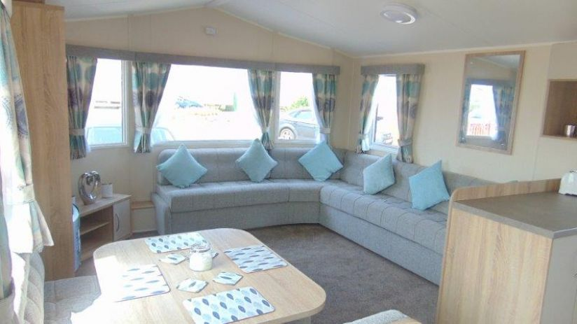 Three Bed Willerby Rio Gold (37x12) 2018