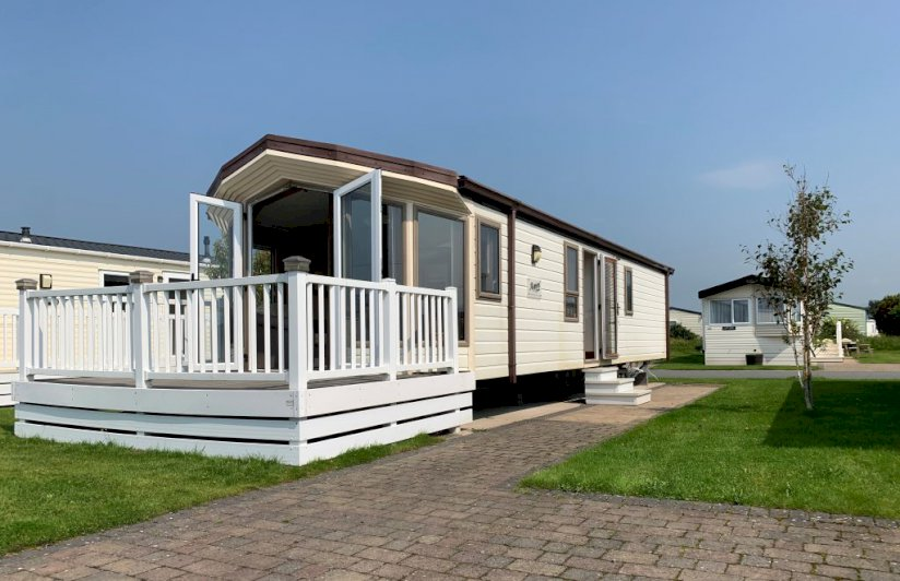 Two bed Willerby Aspen(38x12) 2011