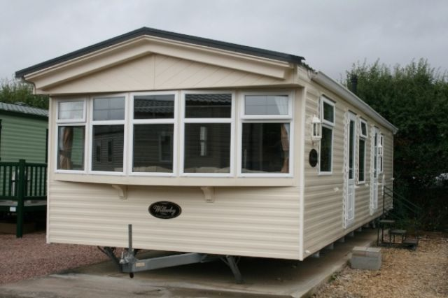 Pre-Owned Two Willerby Granada (36'x12') 2008
