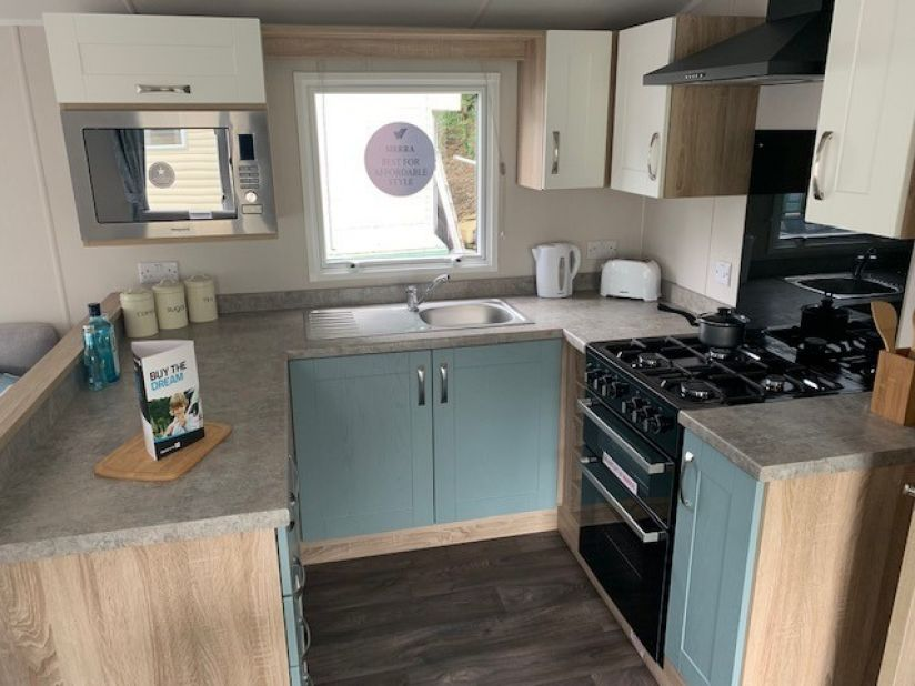 Two bed Willerby Sierra