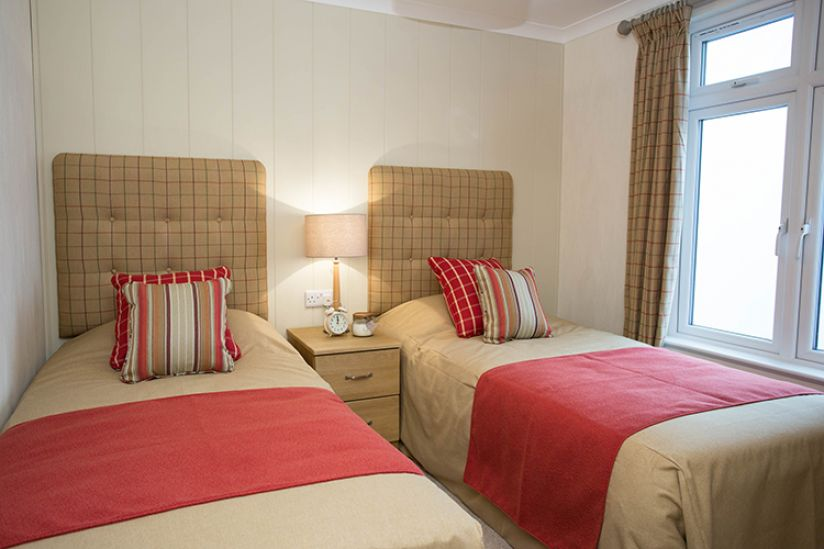 Two Bed Prestige Foresters Lodge