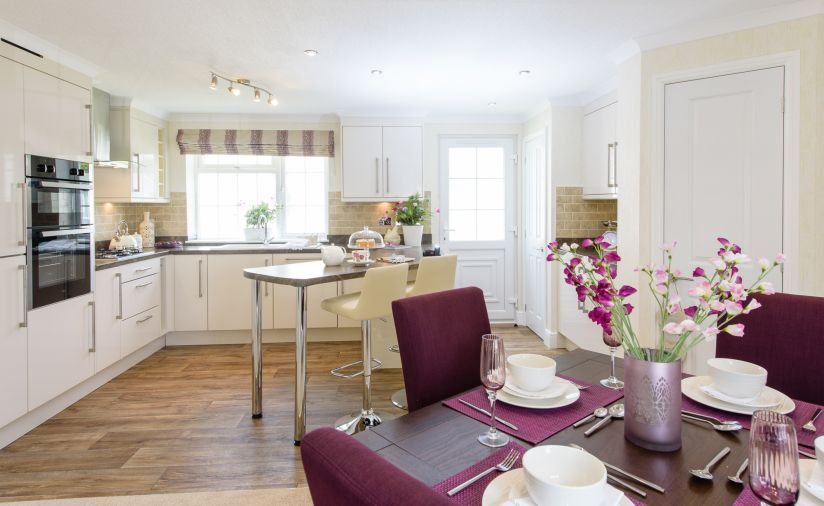 Plot 1, Two Bed Prestige Anthem (46x20)