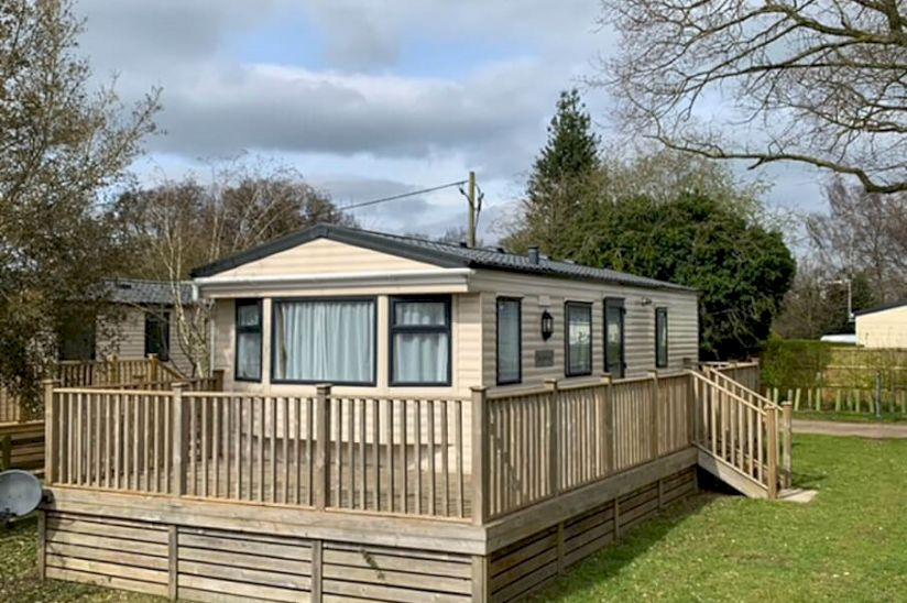 Two Bed Willerby Richmond (28x12)