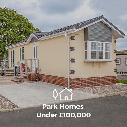 Residential Park Homes For Sale Under £100,000